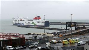 Phát hiện 16 người nhập cư trong container đóng kín trên chuyến phà tới Ireland
