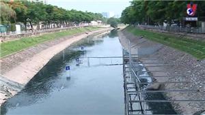 Hà Nội sẽ xây cầu qua sông Tô Lịch và đường Láng