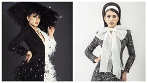 Bất ngờ với hình ảnh mới nhất của Hoa hậu Tiểu Vy