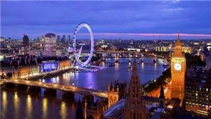 London đứng đầu danh sách các thành phố có sức cạnh tranh lớn nhất
