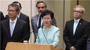 Chính quyền Hong Kong đưa ra gói cứu trợ kinh tế thứ tư
