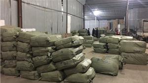 Điều tra đường dây buôn lậu thuốc Bắc từ Trung Quốc đưa về Việt Nam