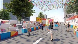 Lễ hội Đường sách Tết Canh Tý sẽ bày 60.000 đầu sách và tư liệu quý