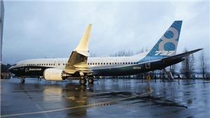 Boeing tạm dừng sản xuất máy bay 737 MAX lần đầu tiên trong hai thập niên