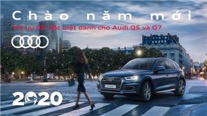 Audi Việt Nam tặng khách mua xe đón Tết tới 300 triệu đồng