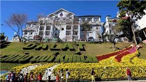 Festival Hoa Đà Lạt lần thứ VIII: Khai mạc Không gian hoa hồ Xuân Hương và Trưng bày triển lãm hoa, cây cảnh quốc tế