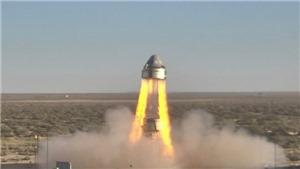 NASA thử nghiệm thất bại tàu vũ trụ của Boeing