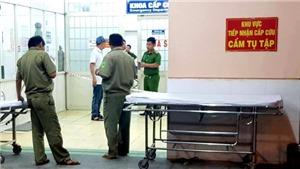 Điều tra vụ việc bệnh nhân nghi dùng súng tự sát ở bệnh viện Trưng Vương ( TP HCM)