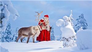 Rovaniemi, từ thành phố đổ nát tới quê hương ông già Noel Santa Claus