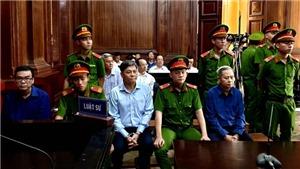 Xét xử nguyên Phó Chủ tịch UBND TP.HCM Nguyễn Hữu Tín và đồng phạm