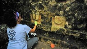 Phát hiện cung điện 1.000 năm tuổi của người Maya ở Mexico