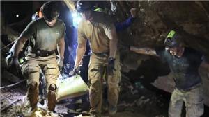 Thêm một lính đặc nhiệm trong nhóm giải cứu đội bóng nhí ở hang Tham Luang qua đời vì nhiêm trùng máu