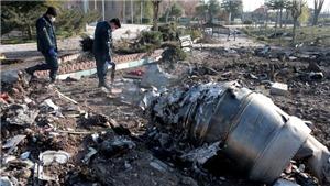 Vụ máy bay chở khách của Ukraine rơi tại Iran: Iran cam kết xử lý tất cả các bên gây ra vụ bắn nhầm