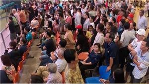 Giải pháp chống tắc nghẽn sân bay Tân Sơn Nhất dịp Tết