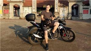 Marko Nikolic: Mong một cái Tết Việt trọn vẹn ở quê