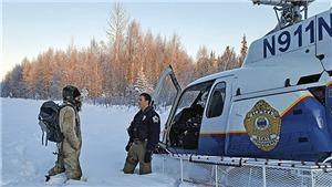 Người đàn ông sống sót kỳ diệu sau hơn 20 ngày mắc kẹt trong tuyết ở Alaska