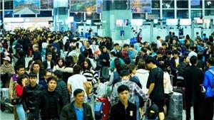 Cảng hàng không Nội Bài lưu ý hành khách đến trước 3 tiếng để làm thủ tục