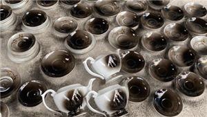 Xử phạt hộ kinh doanh in tên Chủ tịch nước, Thủ tướng Chính phủ lên sản phẩm gốm sứ