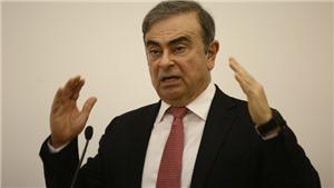 Cựu Chủ tịch Nissan tiết lộ thông tin mới về vụ tẩu thoát khỏi Nhật Bản
