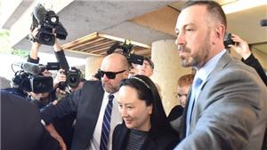 Phiên tòa xem xét dẫn độ CFO Mạnh Vãn Châu của Huawei