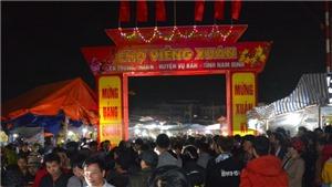 Chợ Viềng Nam Định: Độc đáo phiên chợ mỗi năm chỉ họp một lần