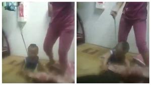Công an Bình Dương tạm giữ để điều tra Nguyễn Thị Thanh Thúy về hành vi 'hành hạ con'