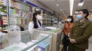 Dịch bệnh do chủng mới virus Corona: Cương quyết xử lý các cơ sở, cá nhân đầu cơ, găm hàng, nâng giá các mặt hàng y tế