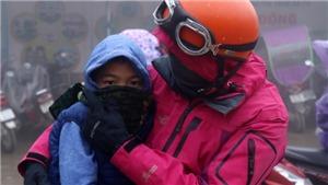 Ngày 2/1, khu vực Bắc Bộ trời nắng với nhiệt độ cao nhất trong ngày từ 16-19 độ C