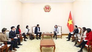 Việt Nam - UNESCO: Thúc đẩy hợp tác bảo tồn văn hóa, phát triển bền vững