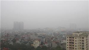 Không khí tại Bắc Bộ tiếp tục ô nhiễm, nhiều vùng biển gió mạnh sóng lớn