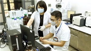 Dịch COVID-19: Việt Nam đủ năng lực, sinh phẩm xét nghiệm dịch bệnh
