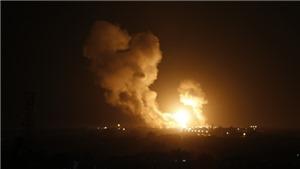 Thủ tướng Israel cảnh báo phát động chiến tranh nếu các vụ bắn rocket từ Gaza tiếp diễn