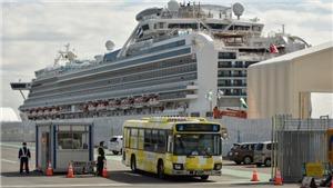 Dịch COVID-19: Bệnh nhân thứ tư trên du thuyền Diamond Princess tử vong