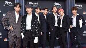 BTS ghi mốc son mới trên Hot Billboard 100 năm 2020