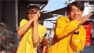 UNICEF chia sẻ 'vũ điệu rửa tay' phòng COVID-19 của Quang Đăng