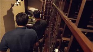 'Sinh tử' tập cuối: Huy và Thái tìm được két sắt bí mật của Mai Hồng Vũ như thế nào?