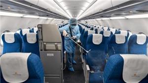 Dịch COVID-19: Phi hành đoàn chuyến bay VN0054 London-Hà Nội âm tính với COVID-19