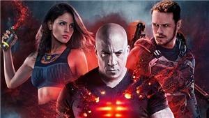 'Bloodshot' - mở đầu vũ trụ siêu anh hùng của Valiant Comics