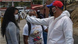 Dịch viêm đường hô hấp cấp COVID-19: Venezuela ghi nhận ca tử vong đầu tiên