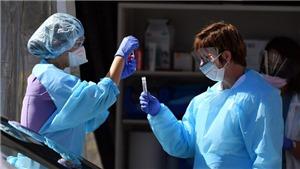 Dịch COVID-19: Số ca tử vong ở Mỹ vượt 3.000 người, Lầu Năm Góc mua 8.000 máy thở