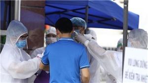 Cán bộ y tế Bệnh viện Bạch Mai được cách ly tại khách sạn ở Hà Đông