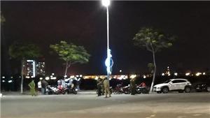 Hai đồng chí cảnh sát hy sinh khi truy bắt nhóm đối tượng đua xe và cướp giật