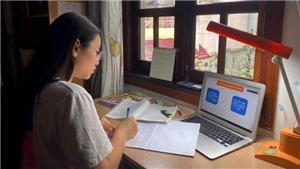 Tạm dừng đến trường nhưng không dừng việc học