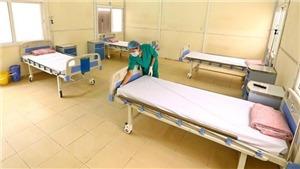 Dịch COVID-19: Bộ Xây dựng lên phương án thi công bệnh viện dã chiến