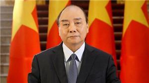 Thư của Thủ tướng Chính phủ Nguyễn Xuân Phúc gửi cộng đồng người Việt Nam ở nước ngoài