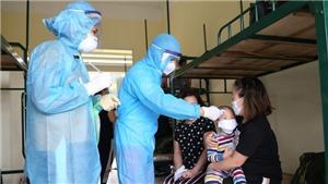Hà Nội: Tập trung rà soát những người liên quan đến ổ dịch COVID-19 ở Hạ Lôi