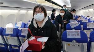 Giới chức y tế Trung Quốc đề cao hiệu quả của việc đeo khẩu trang
