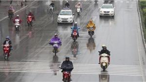 Dự báo thời tiết: Vùng núi Bắc Bộ mưa to, Tây Nguyên, Nam Bộ chiều tối có mưa