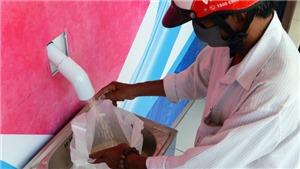 Ấm lòng người nghèo trong mùa dịch COVID-19 từ những ATM gạo