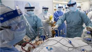 Dịch COVID-19: Trung Quốc đại lục ghi nhận 12 ca nhiễm mới, Singapore vượt 6.000 người mắc bệnh